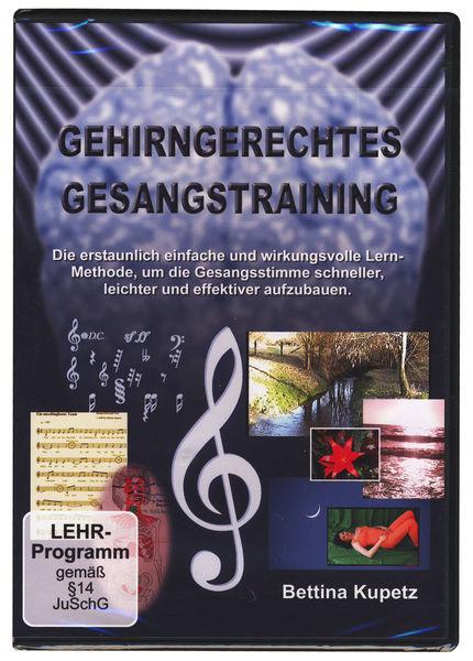 Gesang & Musik Gehirngerechtes Gesangstrain.