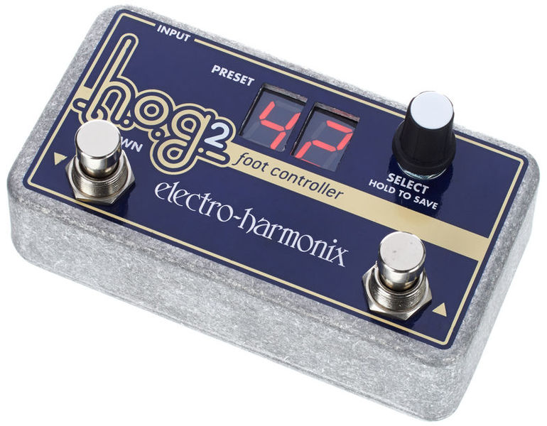 Electro Harmonix Hog 2 Foot Controller