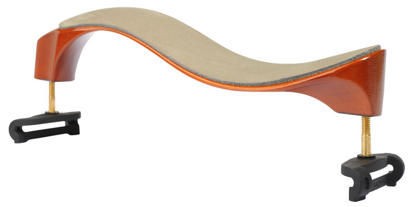 Mach One Maple Shoulder Rest Violin 4/4