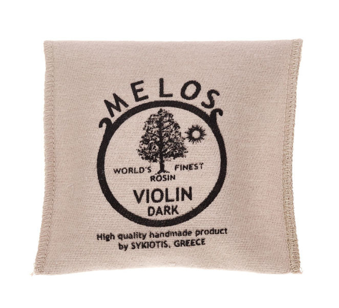 Melos Violin Rosin Dark
