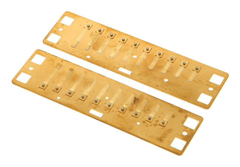 Lee Oskar Melody Maker Reedplates G