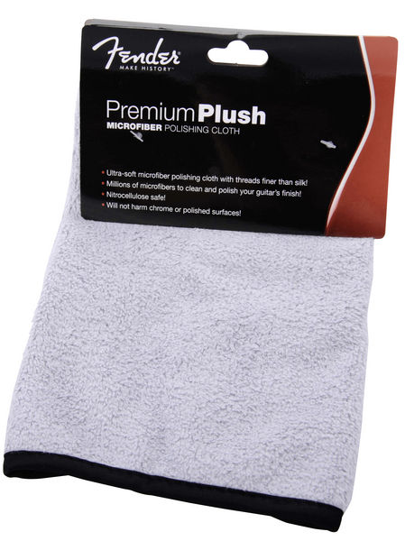 Fender Premium Plush Microfiber Cloth