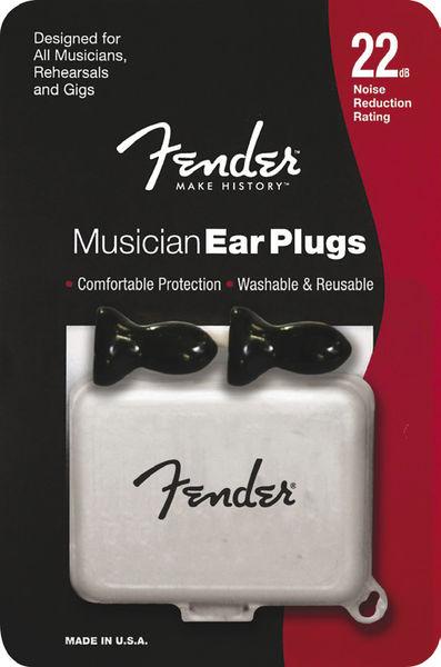 Fender Musician EarPlugs