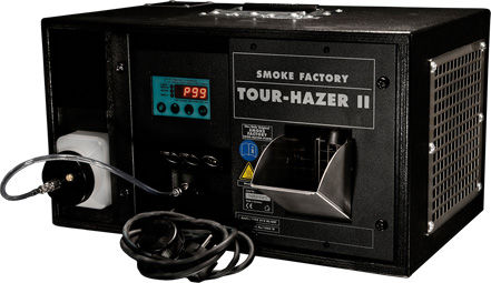 Smoke Factory Tour Hazer II BOXED