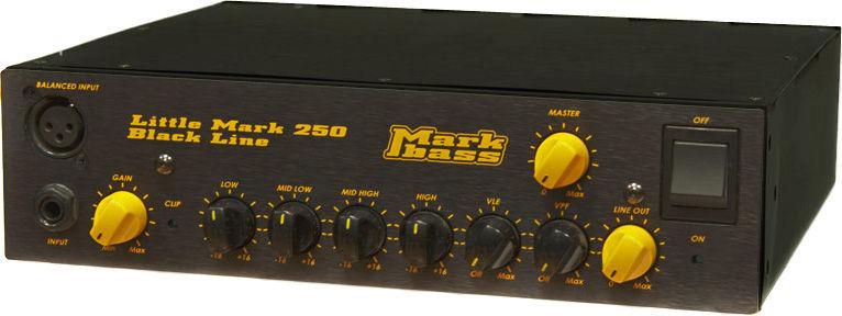 Markbass Little Mark 250 Black Line
