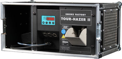 Smoke Factory Tour Hazer II-SF Black