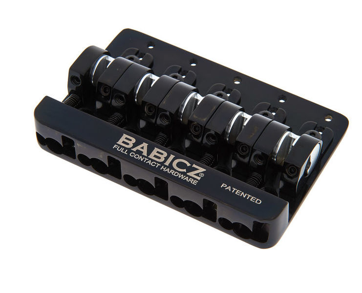 Babicz FCH 5 String Bass Bridge BK