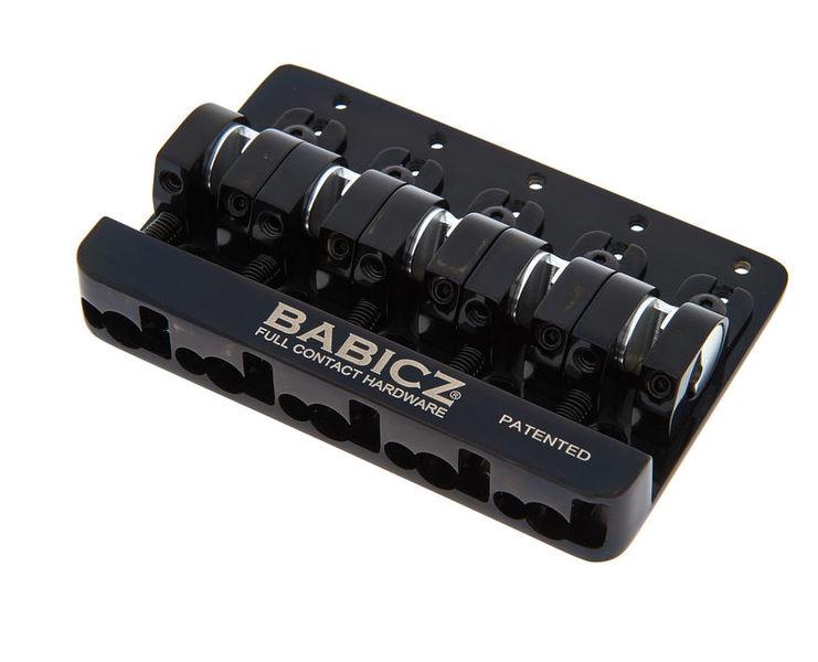 Babicz FCH 5 String Bass Bridge BK