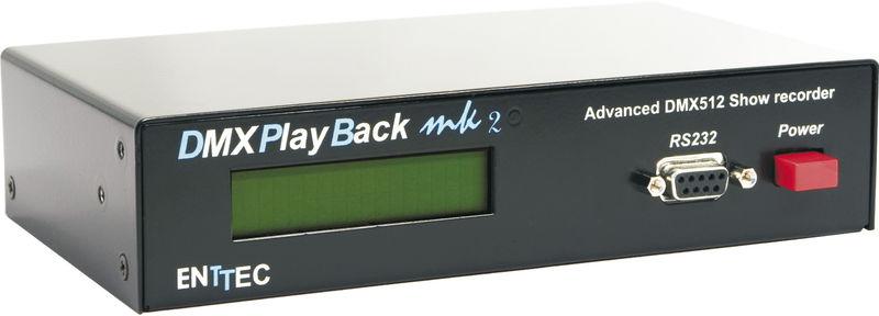 Enttec DMX Playback Mk2