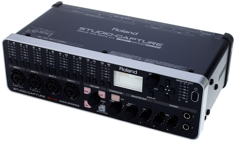 Roland UA-1610 Studio Capture