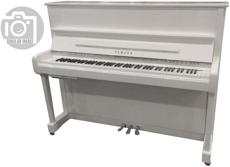 Yamaha P 121 M SH PWH Silent-Piano