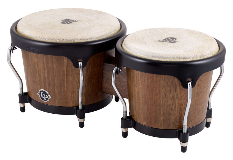 LP LPA601-SW Aspire Walnut Bongos