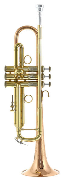 Bach LR19043B lacquered Bb- Trumpet