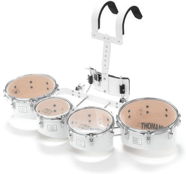 Thomann QT04 W Marching Quad Tom Set