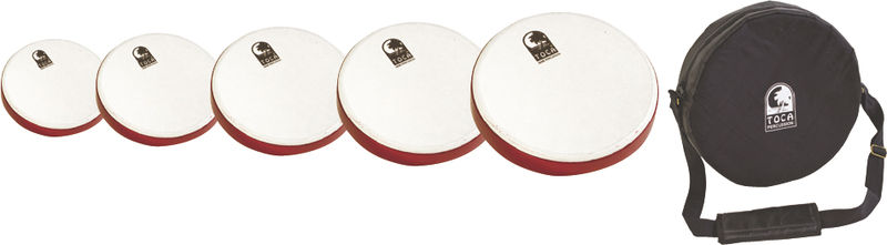 Toca TFD-5PK Freest. Frame Drum Set