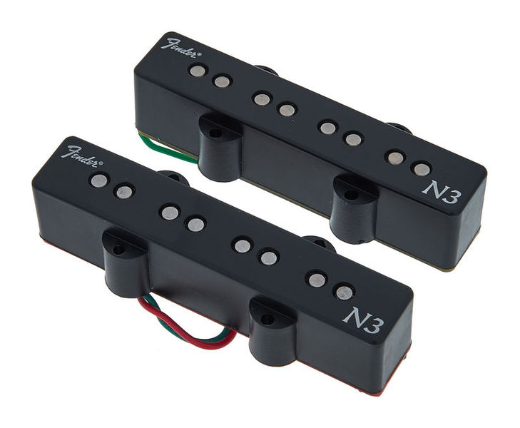 Fender N3 Noiseless J-Bass Pickup Set