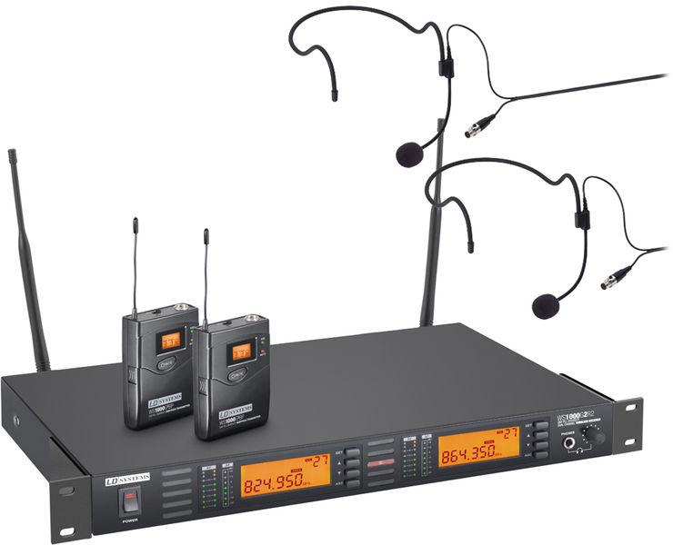 LD Systems LDWS 1000 G2 BPH2