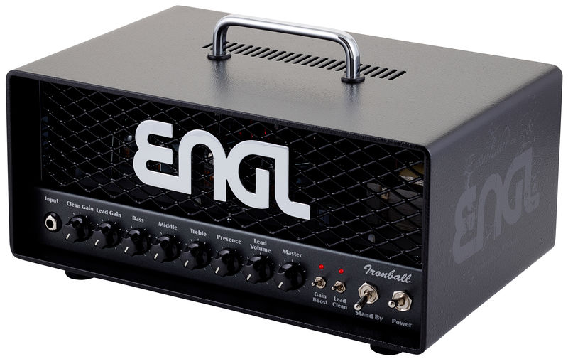 Engl E606 Ironball Head 20