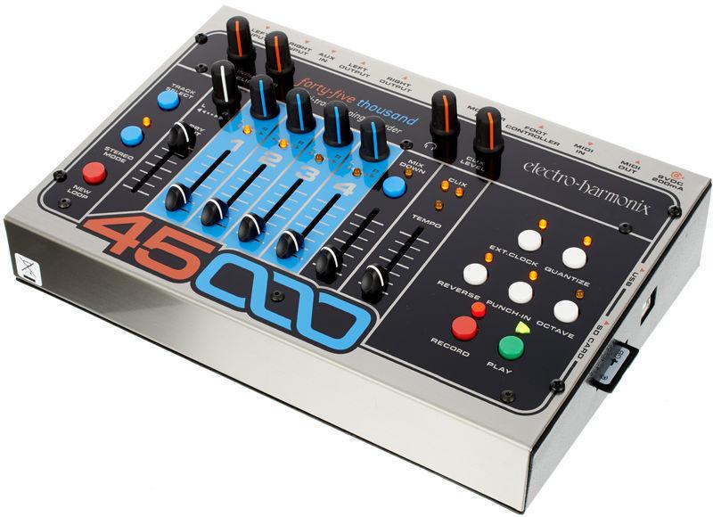 45000 Multi-Track Electro Harmonix