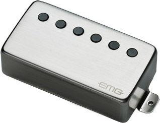EMG 66 Brushed Chrome