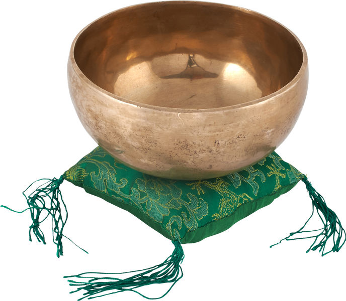 Thomann New Shining 600g Singing Bowl