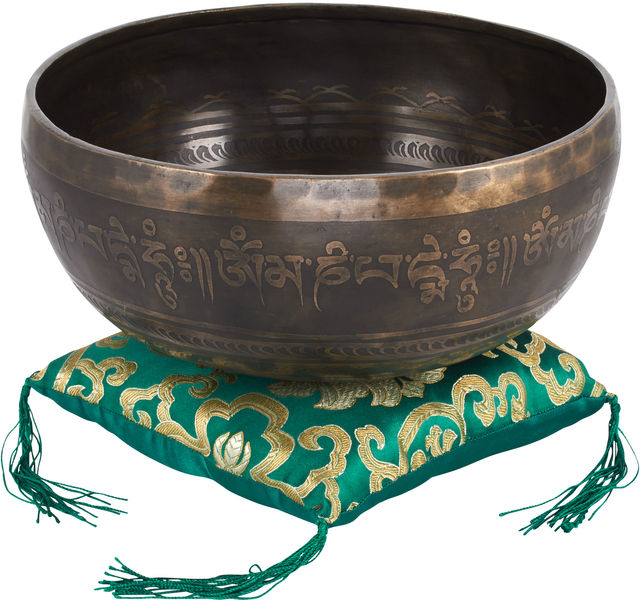 New Itched 1,5kg Singing Bowl Thomann