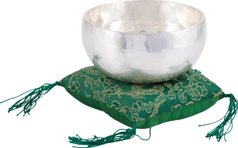 Thomann Silver 300g Singing Bowl
