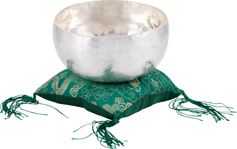 Thomann Silver 400g Singing Bowl