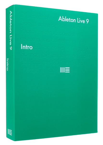 Ableton Live 9 Intro D