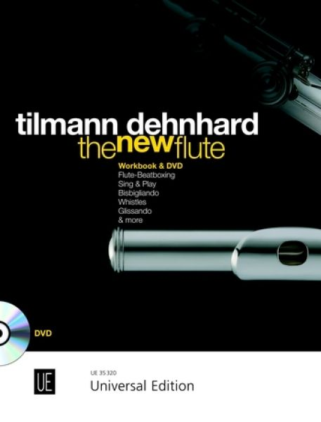 Universal Edition The New Flute + DVD