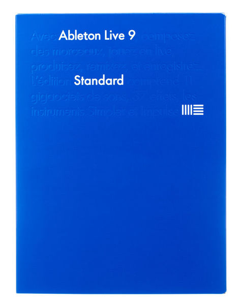 Ableton Live 9 Upg. from Live Lite F