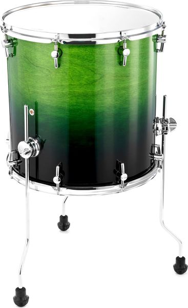 "Sonor 16""x16"" FT Essential GreenFade"