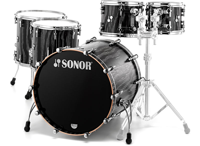 Sonor SQ2 Shell Set Beech Ebony