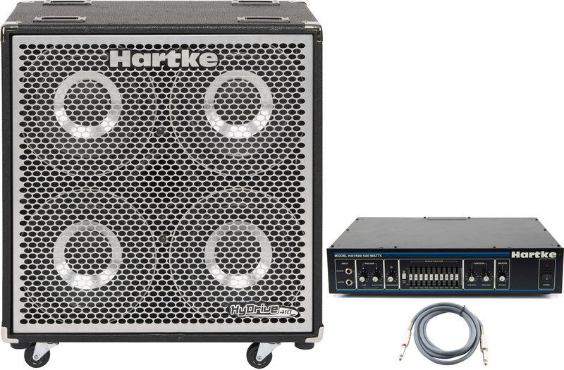 Hartke HX410 HyDrive Bundle 2