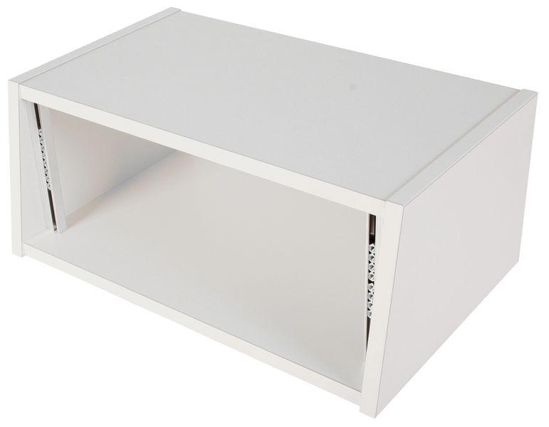 Thon Studio Desktop Rack 4U white