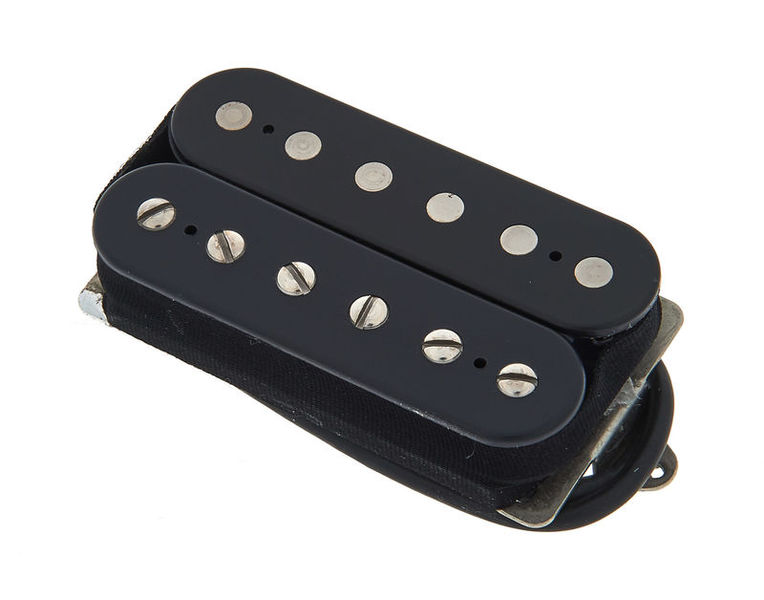 DiMarzio DP254FBK Transition Neck black