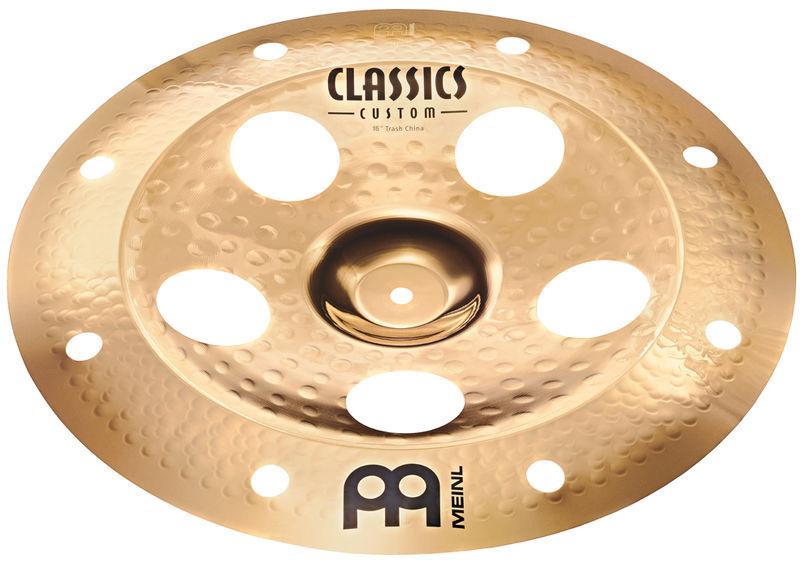 "Meinl 16"" Classics Custom Tr. China"