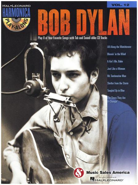 Hal Leonard Harmonica Play Bob Dylan