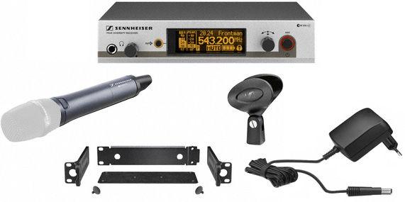 Sennheiser Basicset EM/SKM 300 G3 A-Band