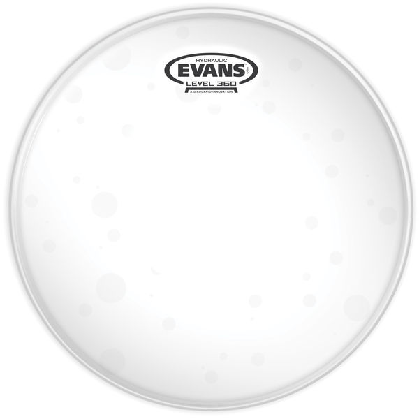 "Evans 22"" Hydraulic Drum Head Glass"