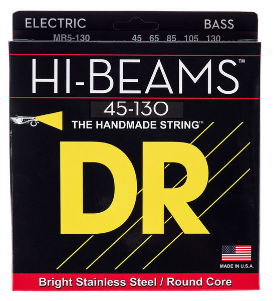 DR Strings High Beam MR5-45-130