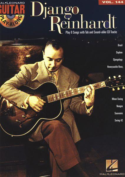 Hal Leonard Guitar Play-Along Django Rein.