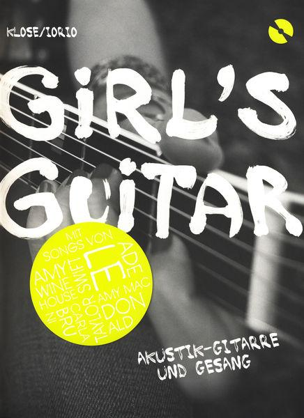 Bosworth Girl's Guitar - Akustik-Git.