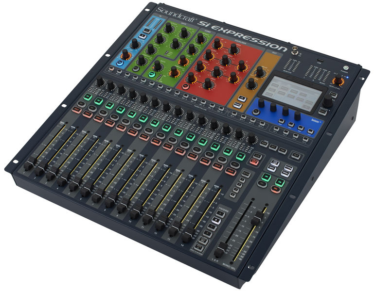 Soundcraft SiEx1