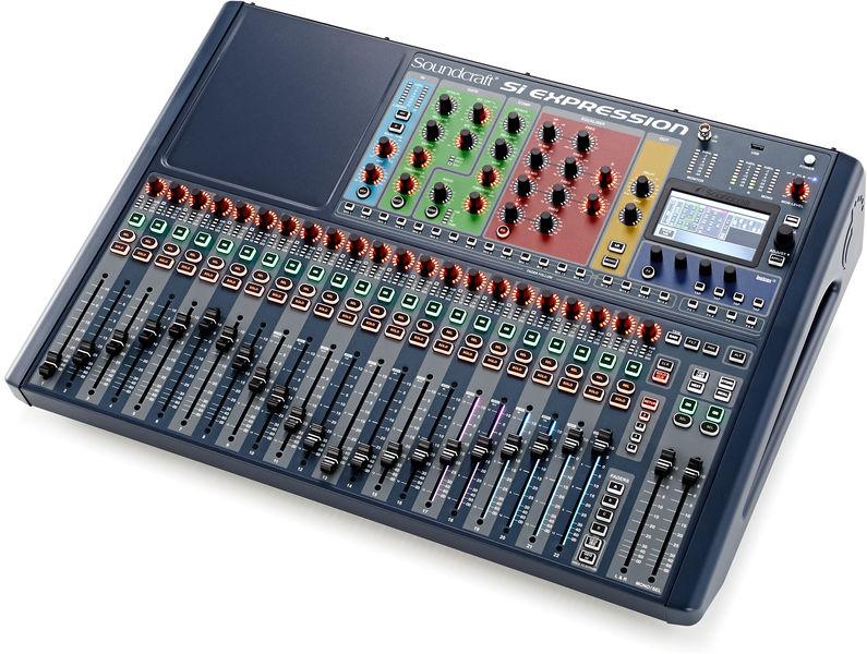 SiEx2 Soundcraft