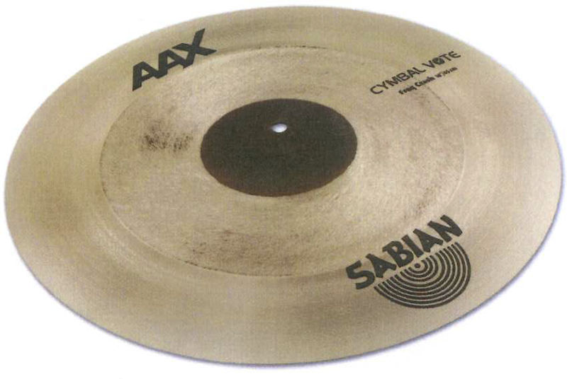 "Sabian 18"" AAX Freq Crash, natural"