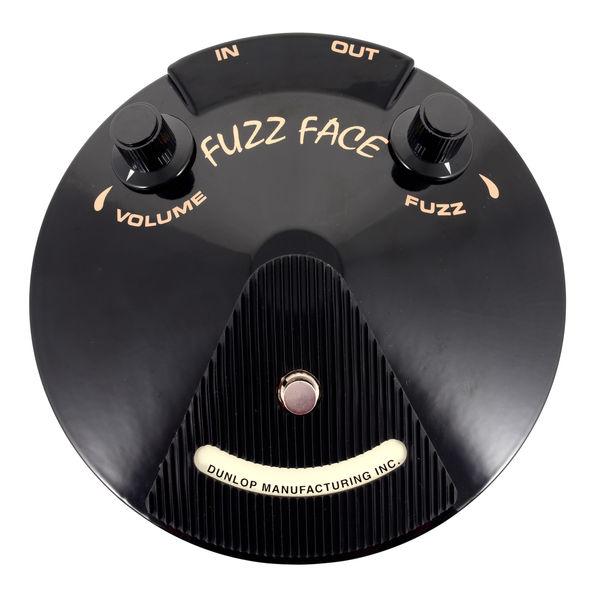 Dunlop Joe Bonamassa Fuzz Face BLK