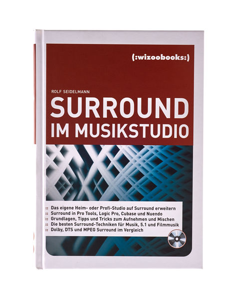 Wizoo Publishing Surround Im Musikstudio