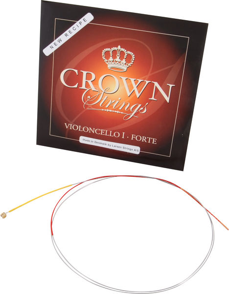 Crown By Larsen Cello String A Forte 4/4