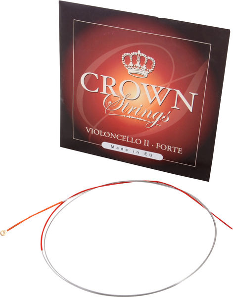 Crown By Larsen Cello String D Forte 4/4